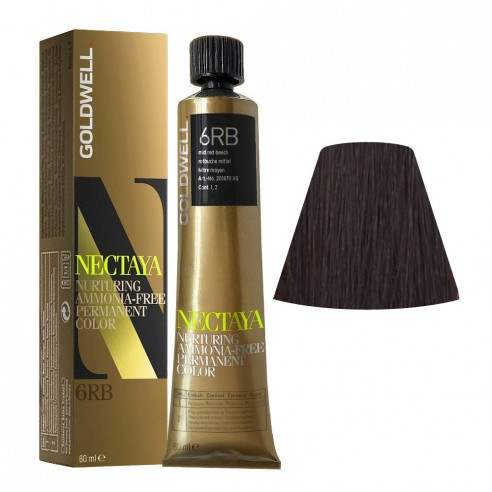 Goldwell - Tinte Nectaya Warm Browns...