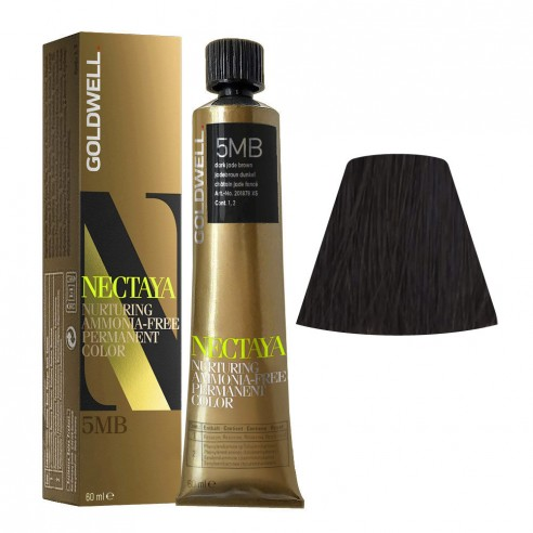 Goldwell - Tinte Nectaya Cool Browns...