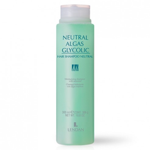 Neutral shampoo Algae-300 ml - Lendan