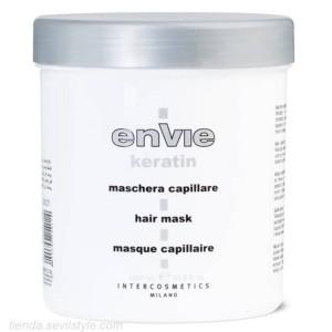 mascarilla keratin capillaire 1000 ml - envie
