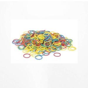gomas elásticas de colores 15 mm 300 unds. - bifull