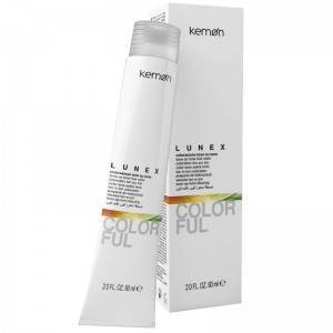 clear colorful lunex 125 ml - kemon
