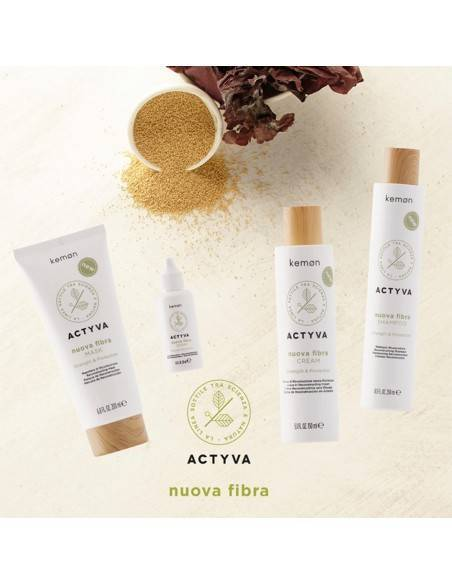 Kemon - Actyva - Cream Nuova Fiber 150 ml