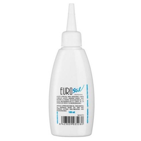 Eurostil - 03751 - lubricating Oil for Machine of peeling 100ml
