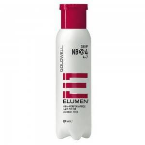 Goldwell - Tinte Elumen Deep NB@4 - 200 ml.
